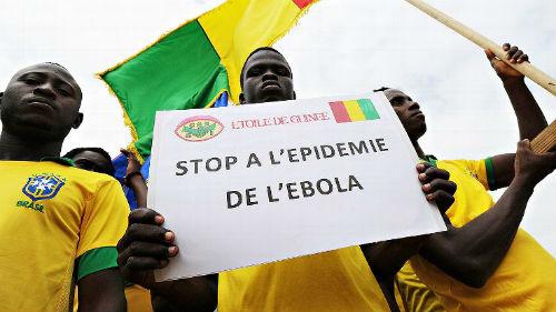 Làng bóng đá lao đao vì đại dịch Ebola - 1