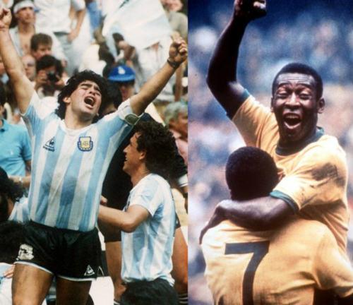 """CR7, Messi và top 10 """"kình địch"""" vĩ đại nhất lịch sử - 1"""