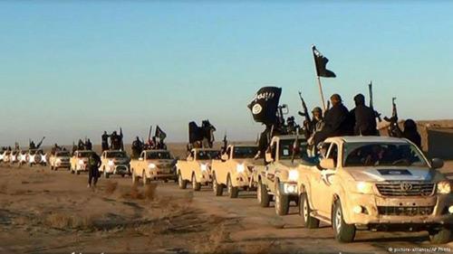 """""""Tử huyệt"""" ở Iraq có thể khiến phiến quân IS sụp đổ - 1"""