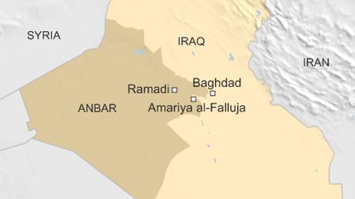 """""""Tử huyệt"""" ở Iraq có thể khiến phiến quân IS sụp đổ - 2"""