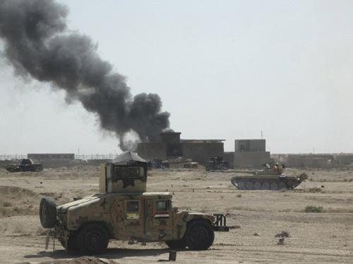 """""""Tử huyệt"""" ở Iraq có thể khiến phiến quân IS sụp đổ - 4"""