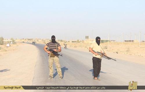 """""""Tử huyệt"""" ở Iraq có thể khiến phiến quân IS sụp đổ - 5"""