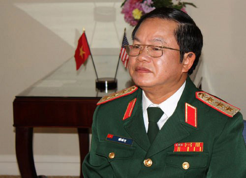 """""""Âm mưu ở Biển Đông của Trung Quốc không thay đổi"""" - 1"""