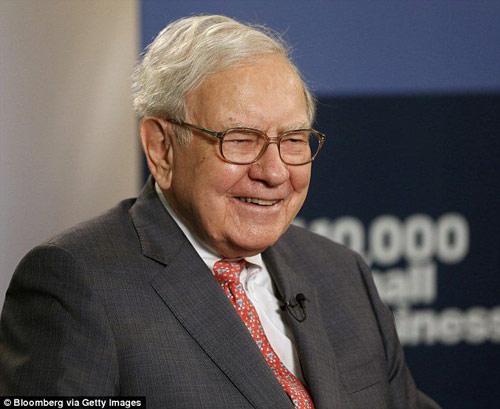Tỷ phú Buffett mất 1 tỷ USD vì IBM - 1
