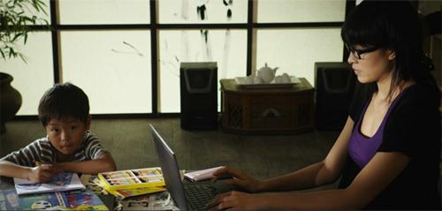 Siêu mẫu Phương Mai bất ngờ vào phim kinh dị - 2