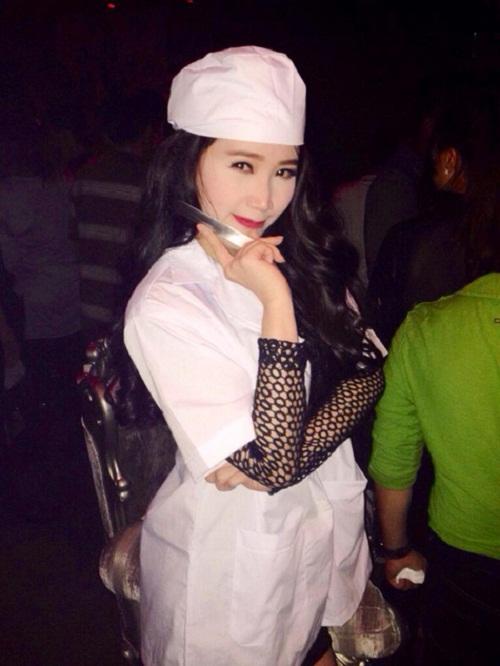 3 kiểu hóa trang Halloween được sao Việt yêu thích - 3