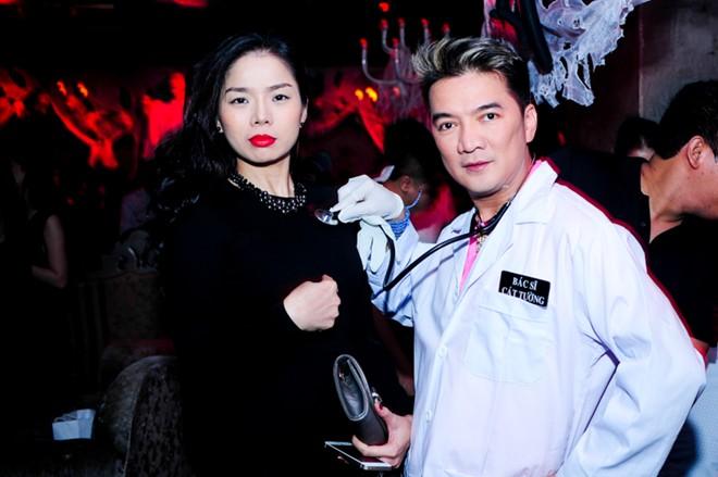 3 kiểu hóa trang Halloween được sao Việt yêu thích - 6