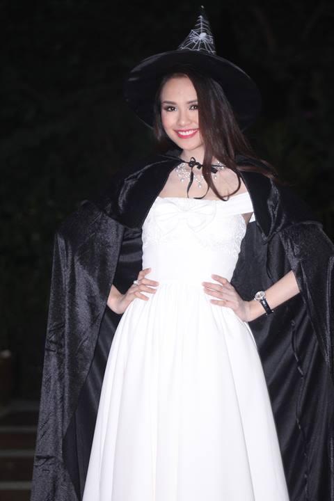 3 kiểu hóa trang Halloween được sao Việt yêu thích - 7