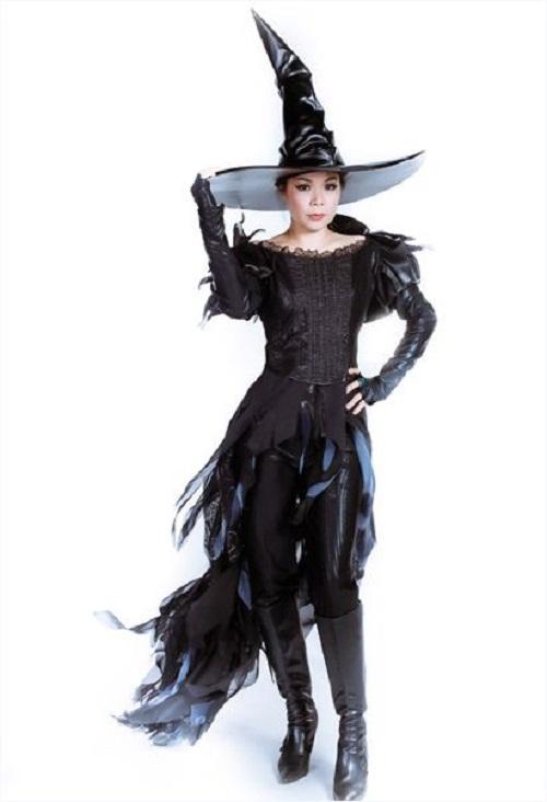 3 kiểu hóa trang Halloween được sao Việt yêu thích - 8