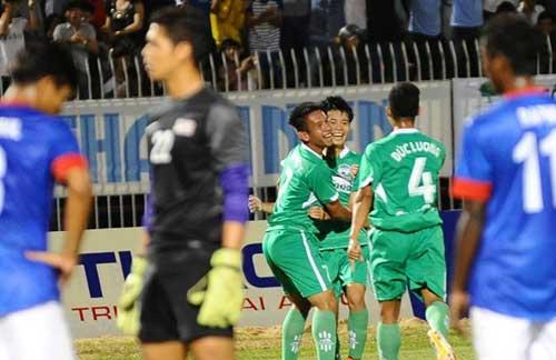 U19 HAGL - U21 Malaysia: Đối thủ khó chơi - 1