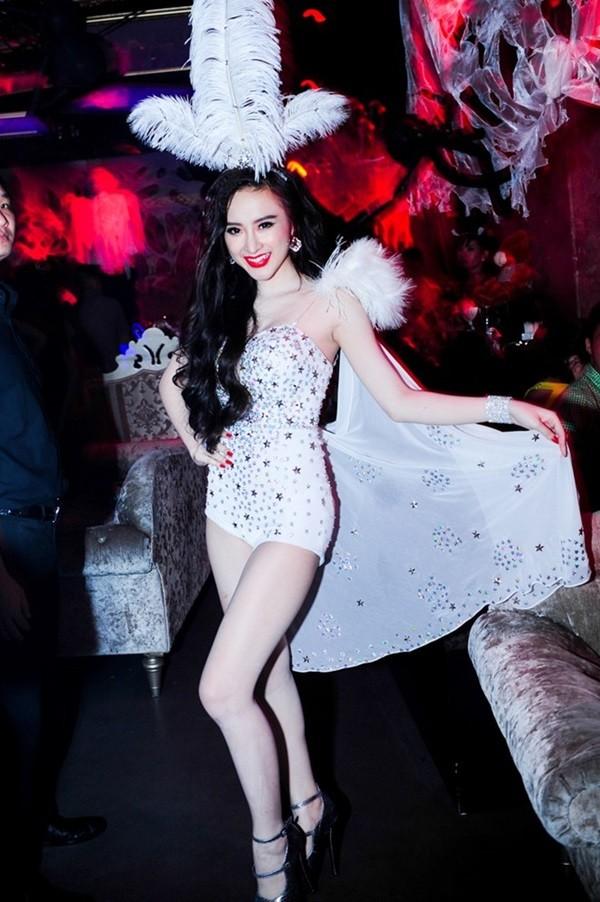 3 kiểu hóa trang Halloween được sao Việt yêu thích - 16