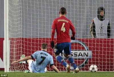 TRỰC TIẾP CSKA – Man City: Kịch bản khó tin (KT) - 6