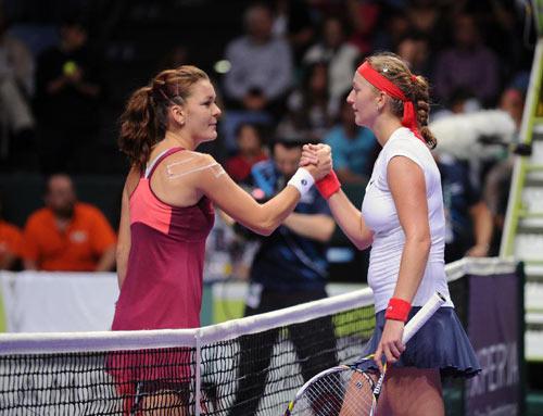 Kvitova - Radwanska: Kịch bản bất ngờ (WTA Finals) - 1
