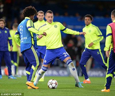 TRỰC TIẾP Chelsea - Maribor: Tưng bừng nhảy múa (KT) - 3