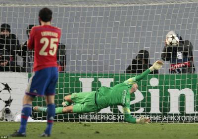 TRỰC TIẾP CSKA – Man City: Kịch bản khó tin (KT) - 7