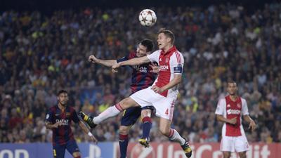 TRỰC TIẾP Barca - Ajax: Bàn thắng muộn màng (KT) - 6