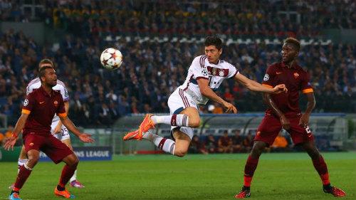 Roma – Bayern: Ác mộng kinh hoàng - 1