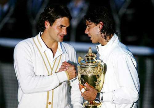 Nadal chưa bao giờ coi Federer là bạn - 3