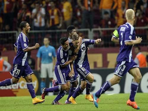 Anderlecht - Arsenal: Giành giật cơ hội tiến xa - 2