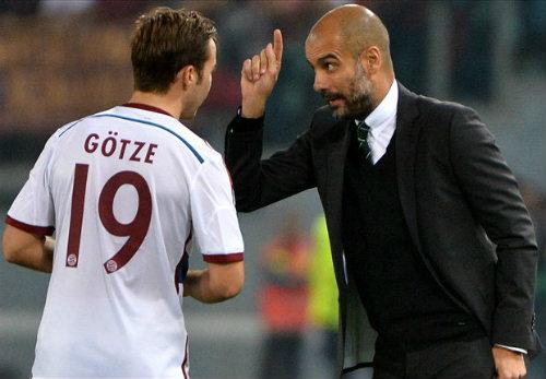 """""""Bão bàn thắng"""" trước Roma, Guardiola chưa thỏa mãn - 1"""