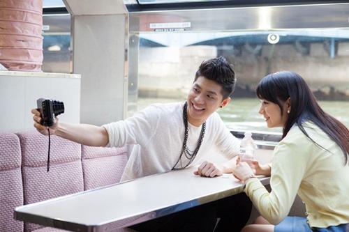 """Noo Phước Thịnh """"bén duyên"""" với gái Nhật - 3"""