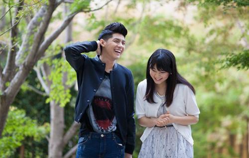 """Noo Phước Thịnh """"bén duyên"""" với gái Nhật - 2"""