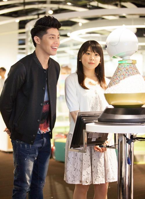 """Noo Phước Thịnh """"bén duyên"""" với gái Nhật - 6"""