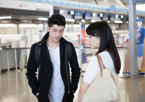"""Noo Phước Thịnh """"bén duyên"""" với gái Nhật - 8"""