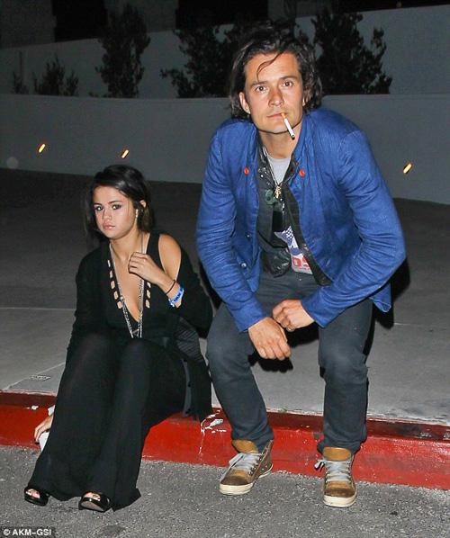 "Selena Gomez ""lén lút hẹn hò"" Orlando Bloom? - 2"