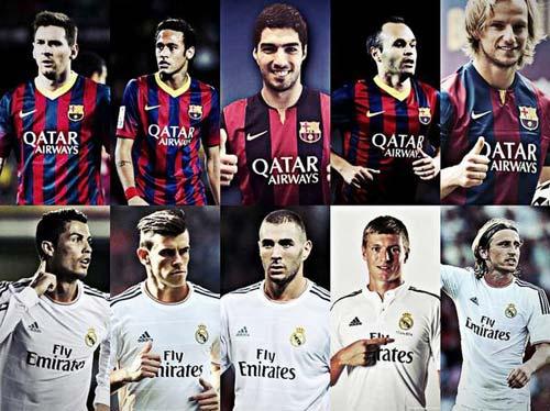 """Barca """"đe dọa"""" Real bằng Messi – số 10 đích thực - 2"""