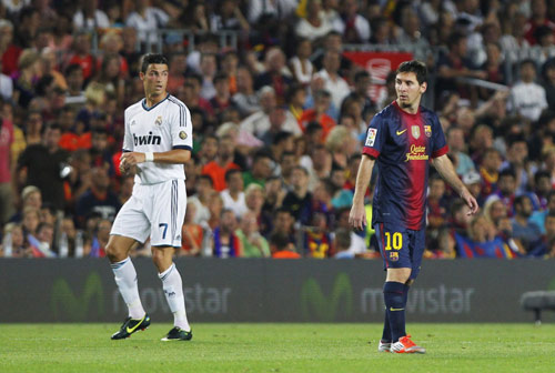 """Barca """"đe dọa"""" Real bằng Messi – số 10 đích thực - 1"""