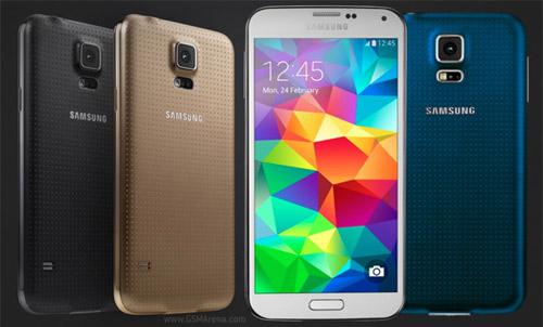 Samsung Galaxy S5 Plus chính thức ra mắt - 1