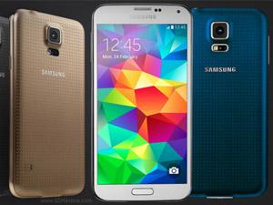 Samsung Galaxy S5 Plus chính thức ra mắt