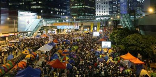 Biểu tình Hong Kong: Đàm phán rơi vào bế tắc - 2