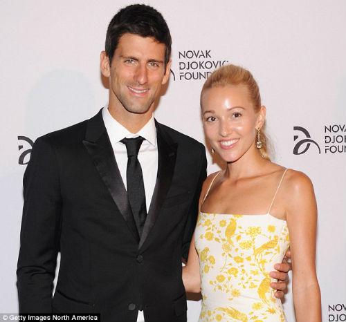 """Djokovic vui mừng đón """"quý tử"""" - 2"""