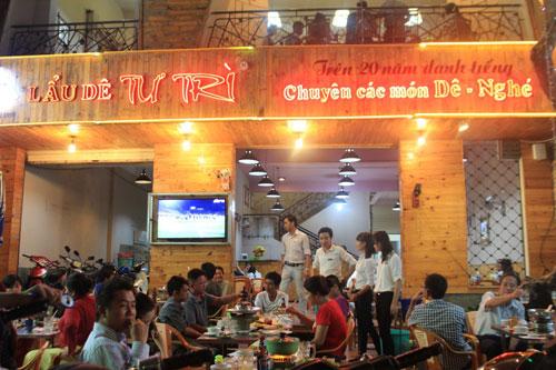 Là dân sành ăn, phải ghé nhà hàng Tư Trì - 1