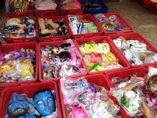 Thị trường Halloween: Hàng Trung Quốc áp đảo - 3