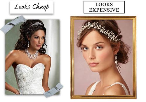 9 lý do khiến chiếc váy cưới của bạn có vẻ rẻ tiền - 7