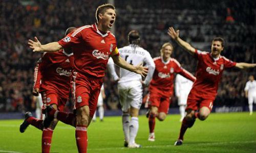 Gerrard hối hận vì không đến Real Madrid - 1