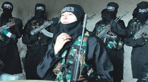 Mỹ: Bố mẹ báo cảnh sát chặn 3 thiếu nữ tham gia IS - 2