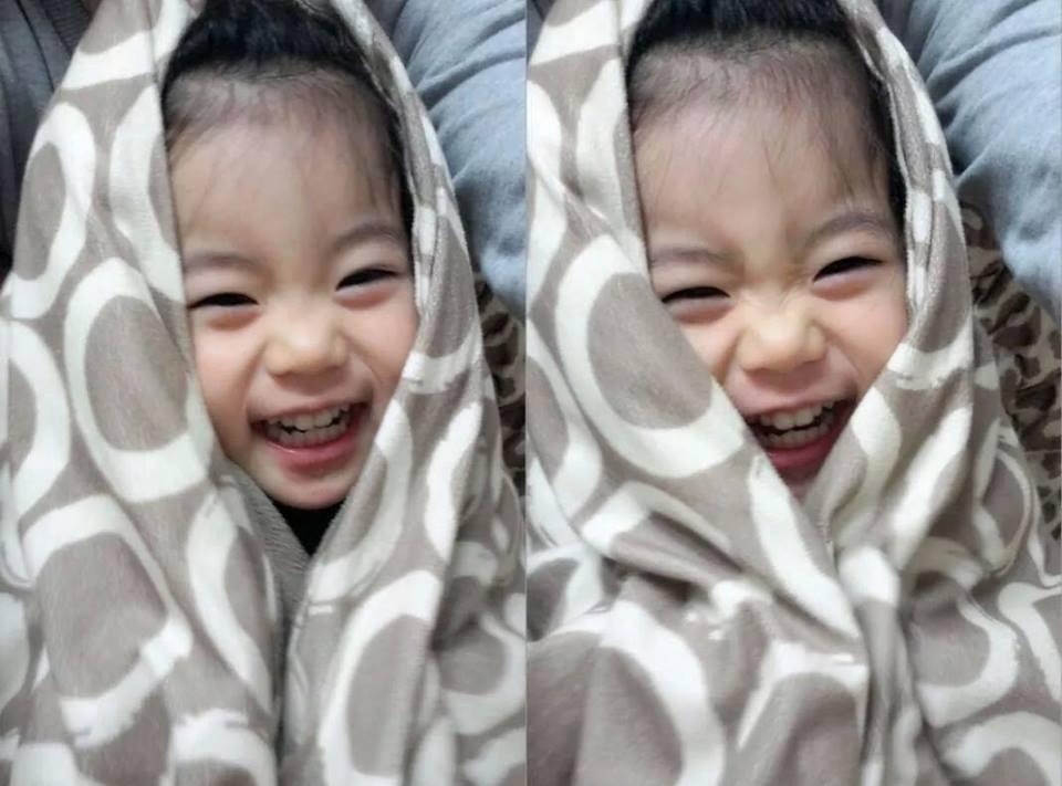 Sao nhí Hàn 3 tuổi hút hơn 700.000 fan - 4
