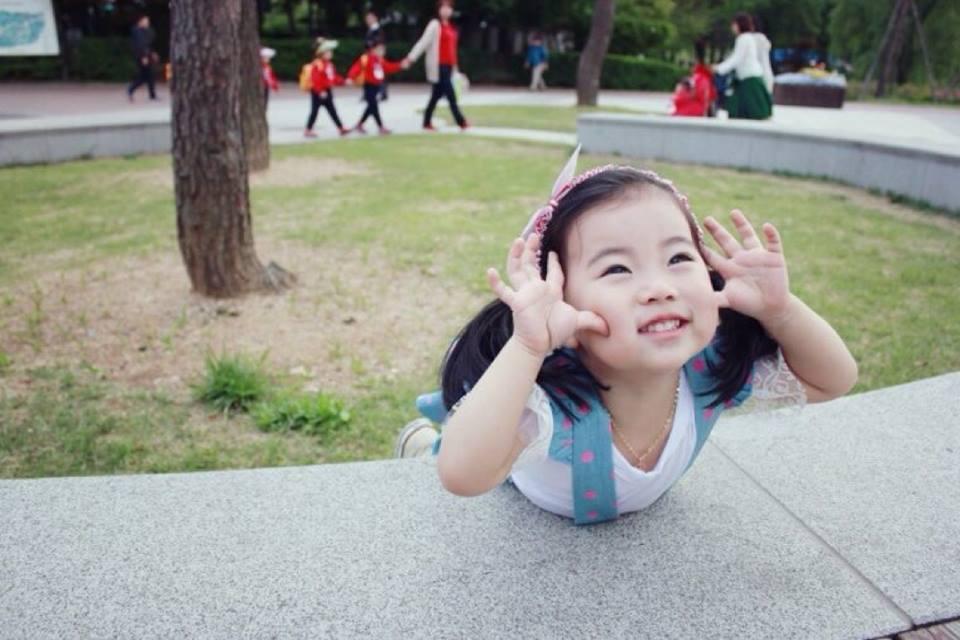 Sao nhí Hàn 3 tuổi hút hơn 700.000 fan - 13