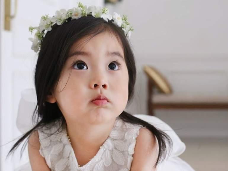 Sao nhí Hàn 3 tuổi hút hơn 700.000 fan - 14