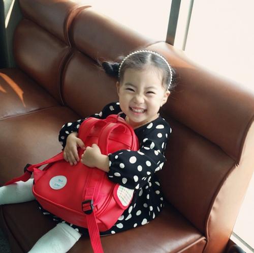 Sao nhí Hàn 3 tuổi hút hơn 700.000 fan - 2
