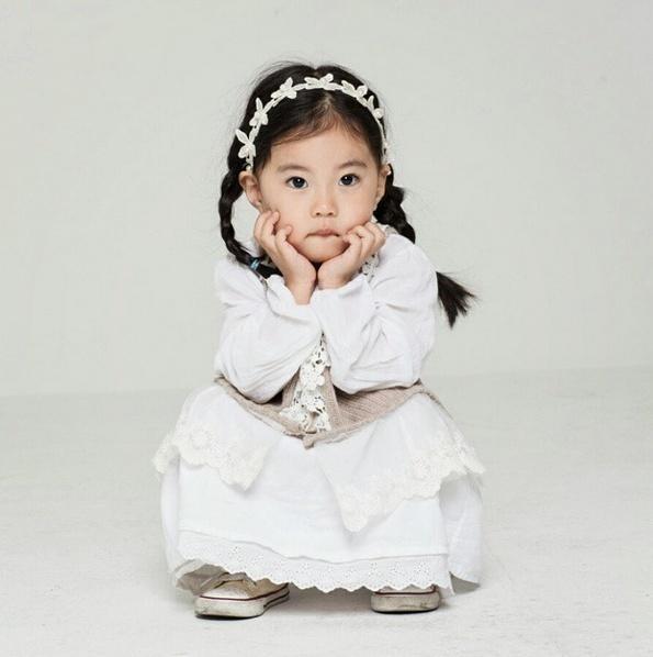 Sao nhí Hàn 3 tuổi hút hơn 700.000 fan - 12