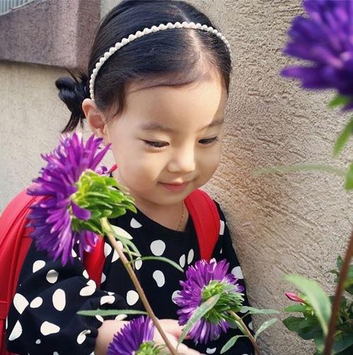 Sao nhí Hàn 3 tuổi hút hơn 700.000 fan - 5