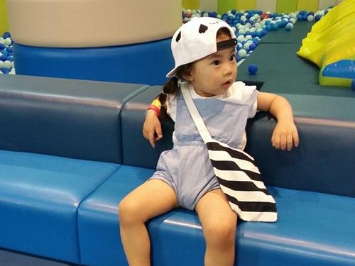 Sao nhí Hàn 3 tuổi hút hơn 700.000 fan - 8