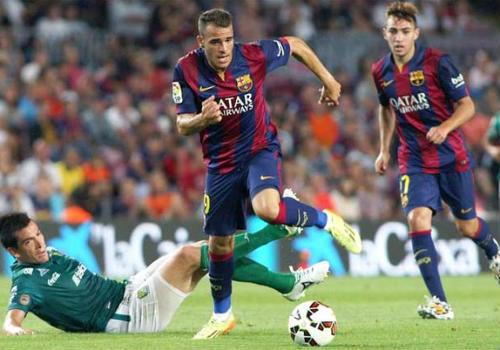 Real, Barca và đào tạo trẻ:  Cũng là Siêu kinh điển - 1