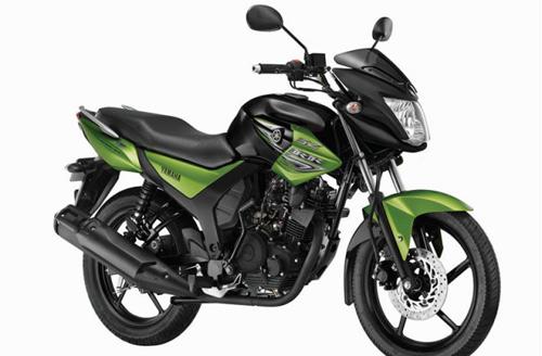 Xe côn tay Yamaha SZ-RR V2.0 giá rẻ ra mắt - 1