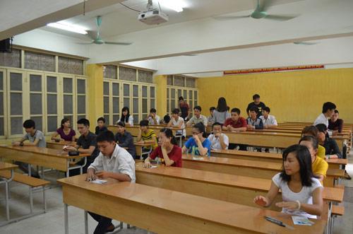 ĐH Quốc gia Hà Nội tuyển thẳng học sinh giỏi 3 năm THPT - 1
